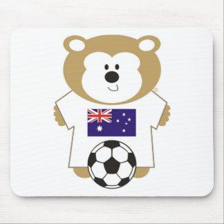 BEAR AUSTRALIA MOUSE PAD
