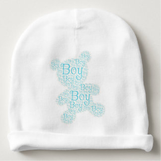 Bear Baby Boy Hat Baby Beanie
