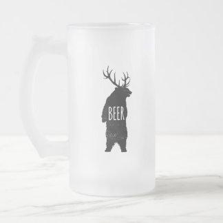 Bear Beer Mug