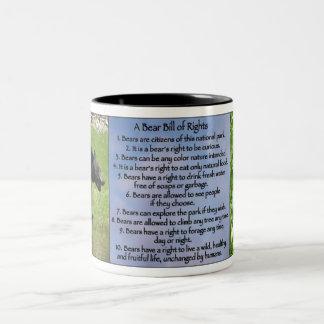 Bear Bill of Rights Mug