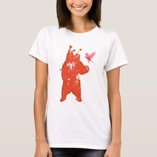 Bear & Bird.png T-Shirt