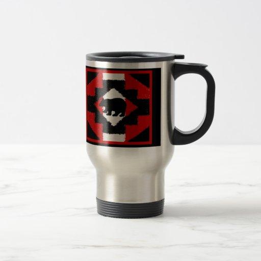Bear Blanket Travel Mug