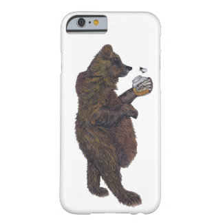 BEAR & BUMBLE BEE BARELY THERE iPhone 6 CASE