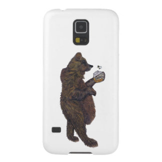 BEAR & BUMBLE BEE CASES FOR GALAXY S5