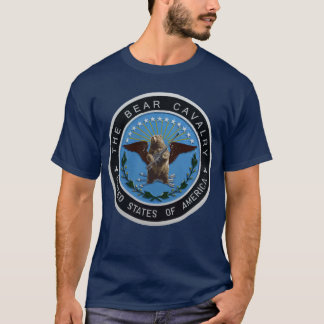 Bear Cavalry - Supporting our Bears in Arms T-Shirt