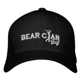 BEAR CLAN GOLF TEAM HAT EMBROIDERED HAT