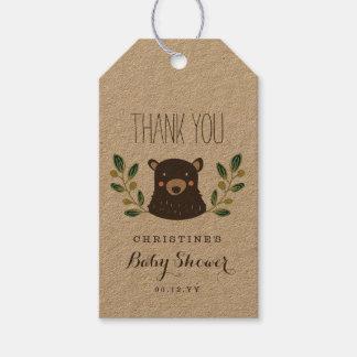 Bear Cub Baby Shower