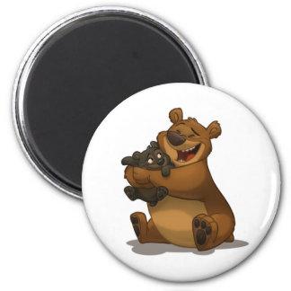 Bear & Cub Magnet