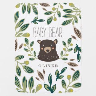 Bear Cub Pramblanket