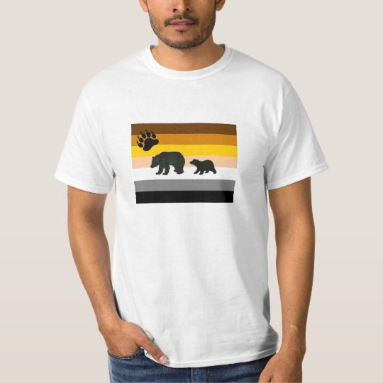 Bear & Cub Pride Value Tee