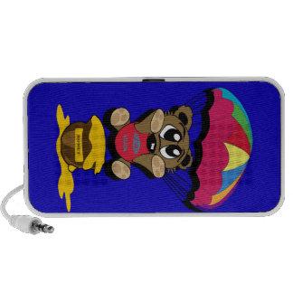 Bear cub iPod speaker