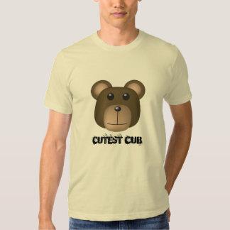 Bear, Cutest Cub T-shirt