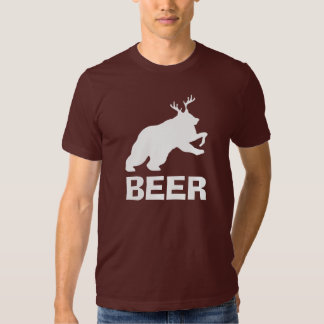 Bear Dear Beer? T-shirt