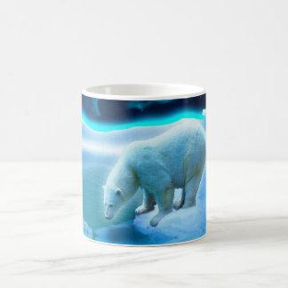 Bear Design for Animal and Wildlife-Supporters Basic White Mug