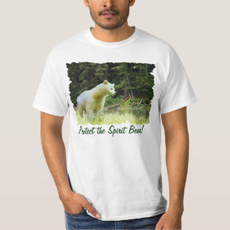 Bear Design for Animal and Wildlife-Supporters Tee Shirts