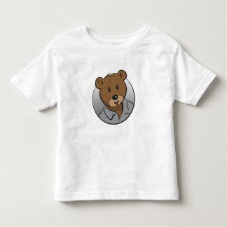 Bear detective Val Fine Jersey T-Shirt