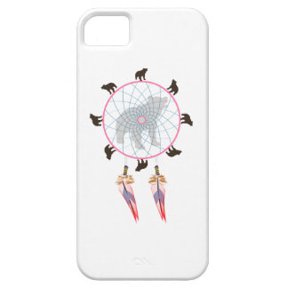 Bear Dream Catcher Case For The iPhone 5