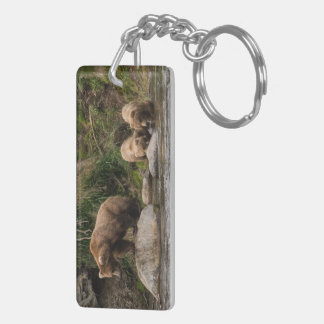 Bear Families Key Ring