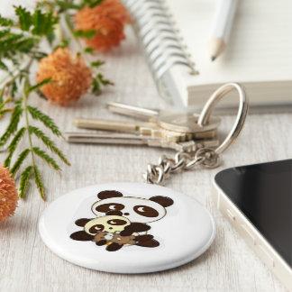 Bear family key ring