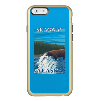 Bear Fishing in River - Skagway, Alaska Incipio Feather® Shine iPhone 6 Case