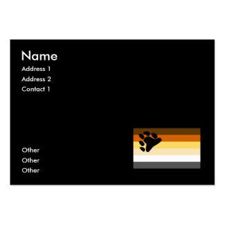 BEAR FLAG ORIGINAL -.png Business Cards