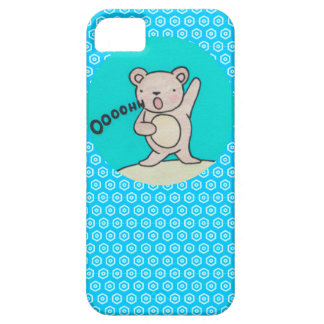 bear founds iphone iPhone 5 case