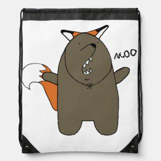 Bear Fox bag