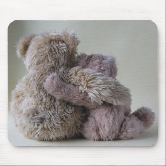 bear friends mousepad