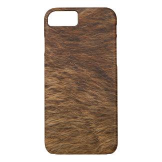 BEAR FUR iPhone 7 CASE