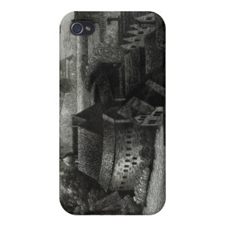 Bear Garden, 1647 iPhone 4 Covers