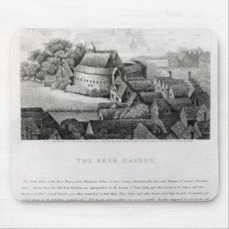 Bear Garden, 1647 Mousepad