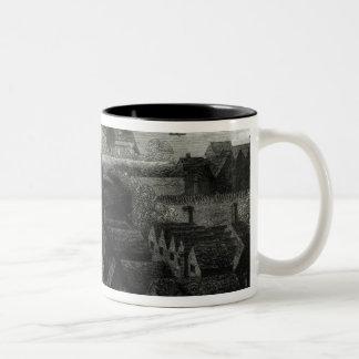 Bear Garden, 1647 Coffee Mugs