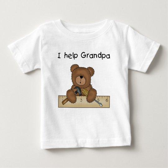 Bear Grandpa's Helper Tshirts and Gifts