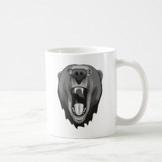 Bear Head Mugs