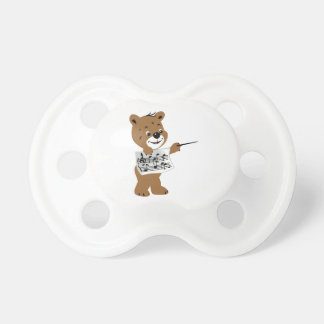 bear holding sheet music.png baby pacifier