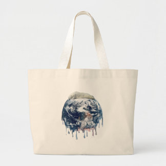 Bear Hug (Add Background Color) Tote Bags