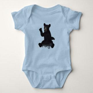 Bear Hug Baby Bodysuit