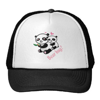 bear hug cap