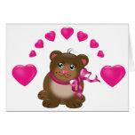 Bear Hug Gradma's  Day Card