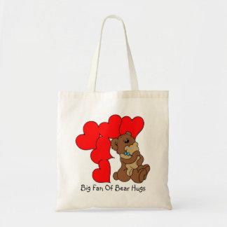 Bear Hugs! - Budget Tote For Women Bag