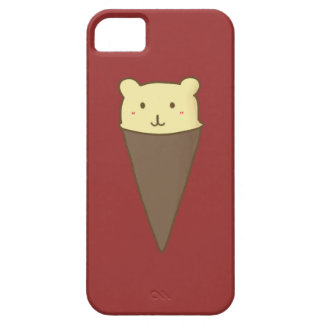 Bear Ice-cream iPhone 5/5S Barely There iPhone 5 Case