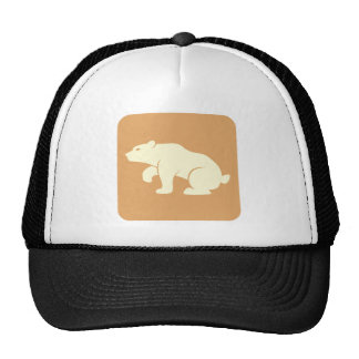 Bear Icon Trucker Hats
