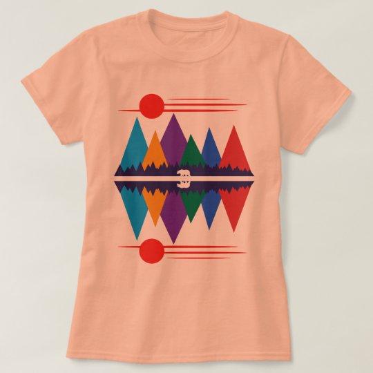 Bear In The Moonlight T-Shirt