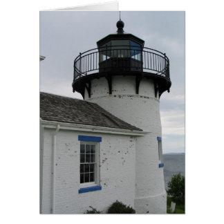 Bear Island Lighthouse Greeting Cards