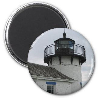 Bear Island Lighthouse Refrigerator Magnets