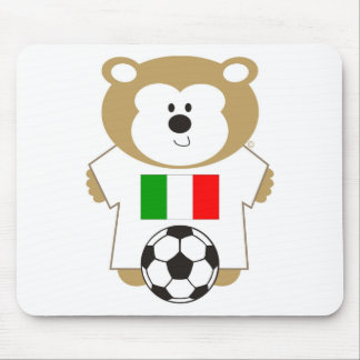 BEAR ITALY MOUSE PADS