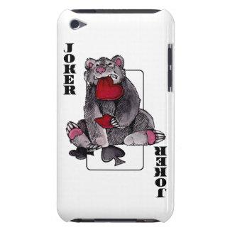 Bear Joker Case-Mate iPod Touch Case