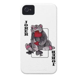 Bear Joker Blackberry Case