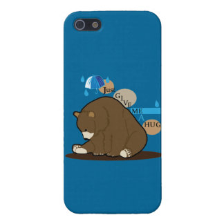 Bear( just give me a hug) cover for iPhone 5/5S