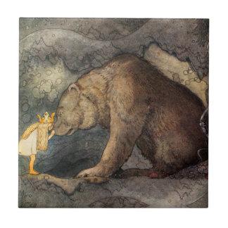Bear Kiss Tile